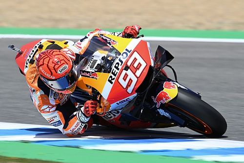 Marquez identifies 2021 Honda MotoGP bike weakness
