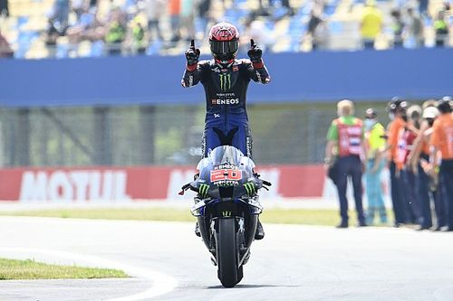 Course - Quartararo sans concurrence, Viñales retrouve le podium