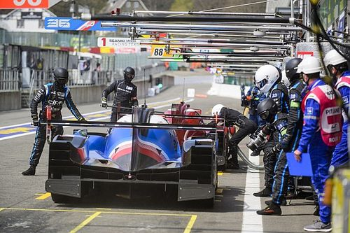 Alpine wants WEC BoP changes to ease fuel mileage concerns