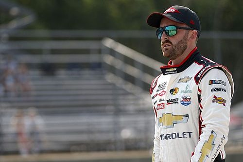 "Dillon on bizarre NASCAR crash: ""I don't know why it happened"""