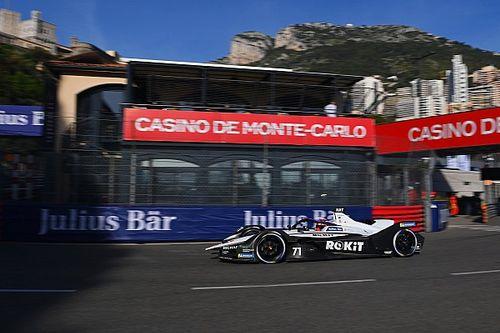 Nato, Monaco E-Prix'si için 2 sıra grid cezası aldı