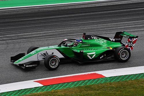 W Series: Jamie Chadwick domina il secondo round in Austria