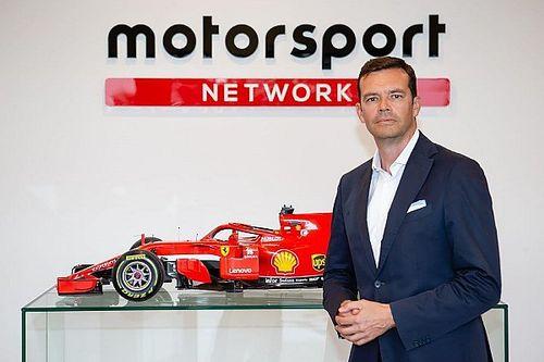 オリバー・シースラ、モータースポーツ・ネットワークのCEOに就任
