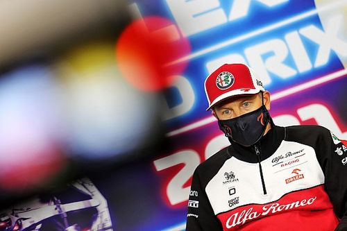 Räikkönen: Csak az első néhány kört néztem meg...