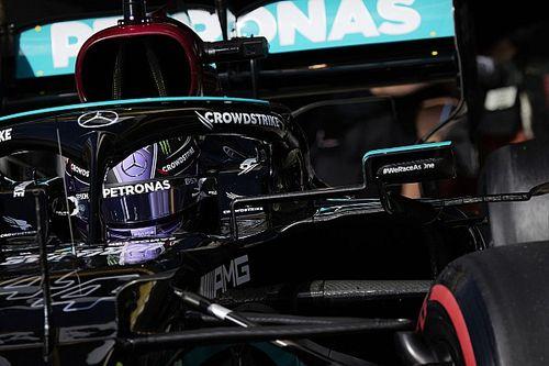 Sering Buat Kesalahan Bukti Lewis Hamilton dalam Tekanan
