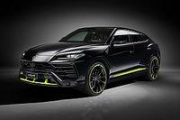 Lamborghini Urus, 4 nuovi colori per il SUV dei record