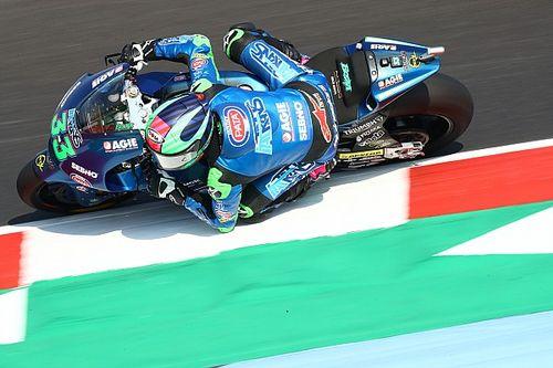 Bastianini wint ingekorte Moto2-race in Misano