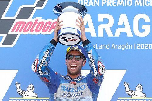 Rins: ez a győzelem nehezebb volt, mint Rossi és Marquez ellen