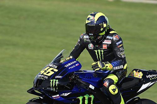 "Rossi: 2021 MotoGP engine freeze ""no excuse"" for Yamaha"