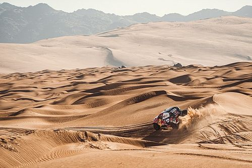 Dakar reveals first details of 2022 Saudi Arabia event
