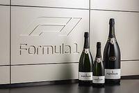 Formule 1 ruilt champagne in voor mousserende wijn van Ferrari