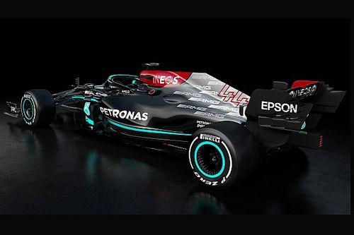 """メルセデスF1、新車W12の開発トークン使用エリアは""""秘密""""「そのうち分かるだろう」"""