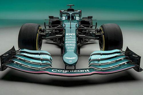 Aston Martin define meta de cinco anos para ganhar título da F1