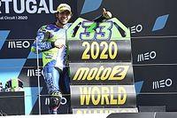 Enea Bastianini sacré en Moto2 !