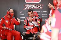"Petrucci rues he ""never found a good bike"" for Ducati swan song"