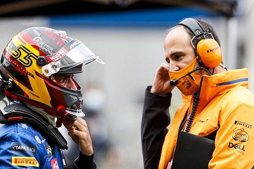 Sainz Hamiltonról: ez nem olyan egyszerű, mint Verstappen mondja