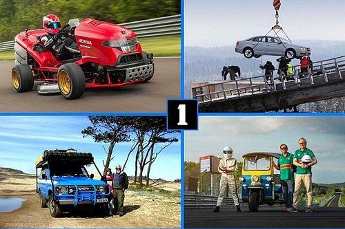 Más rápido, más alto, más alocados: 8 récords de coches muy extraños