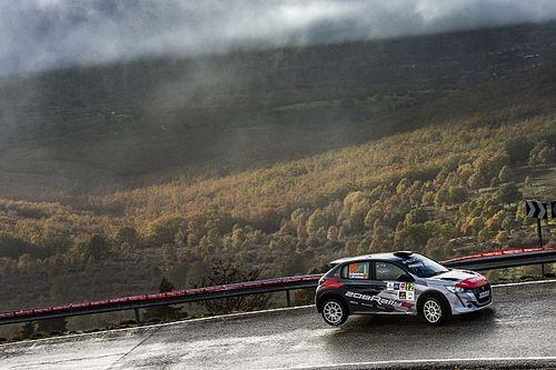 Peugeot 208 Rally 4: estreno junto a Efrén Llarena y Sara Fernández