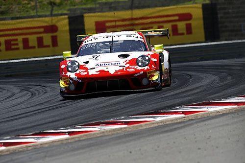Porsche wygrywa na Kyalami