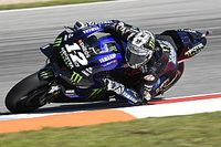 """Vinales feels """"very lucky"""" to have finished 14th"""