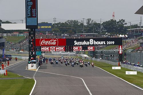 Wyścig Suzuka 8 Hours odwołany