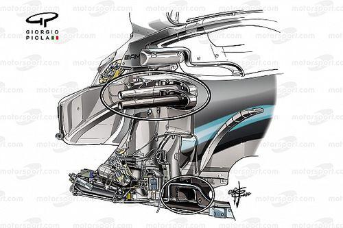 Allarme Mercedes: ci sono vibrazioni fra telaio e motore?