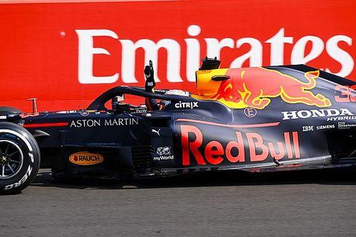 70. Yıl Dönümü GP: Mercedes'in galibiyet serisine Verstappen son verdi!