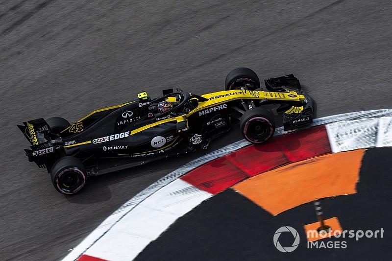 Renault, Markelov ve Aitken ile Suzuka'da lastik testi yapıyor