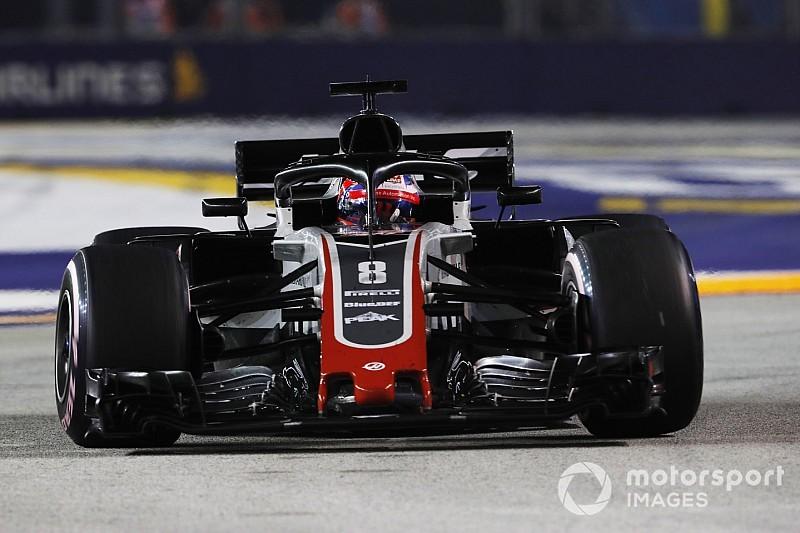 Haas, pilotlarından memnun değil mi?
