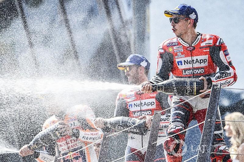 """Ducati-topman: """"Lorenzo slechter af bij Honda"""""""