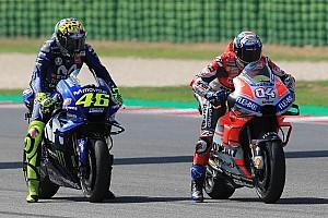 Rossi: Yamaha kazanmak istiyorsa en az Ducati kadar büyümek zorunda