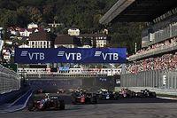 La F2 accompagnera la F1 en Russie