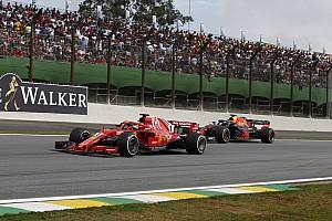 Vettel dijo que el GP de Brasil: