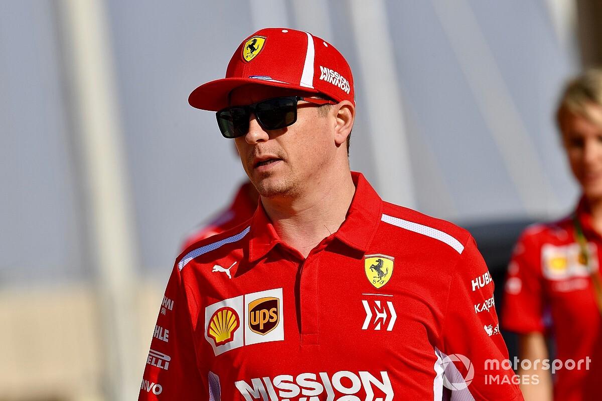 La salida de Raikkonen de Ferrari es un
