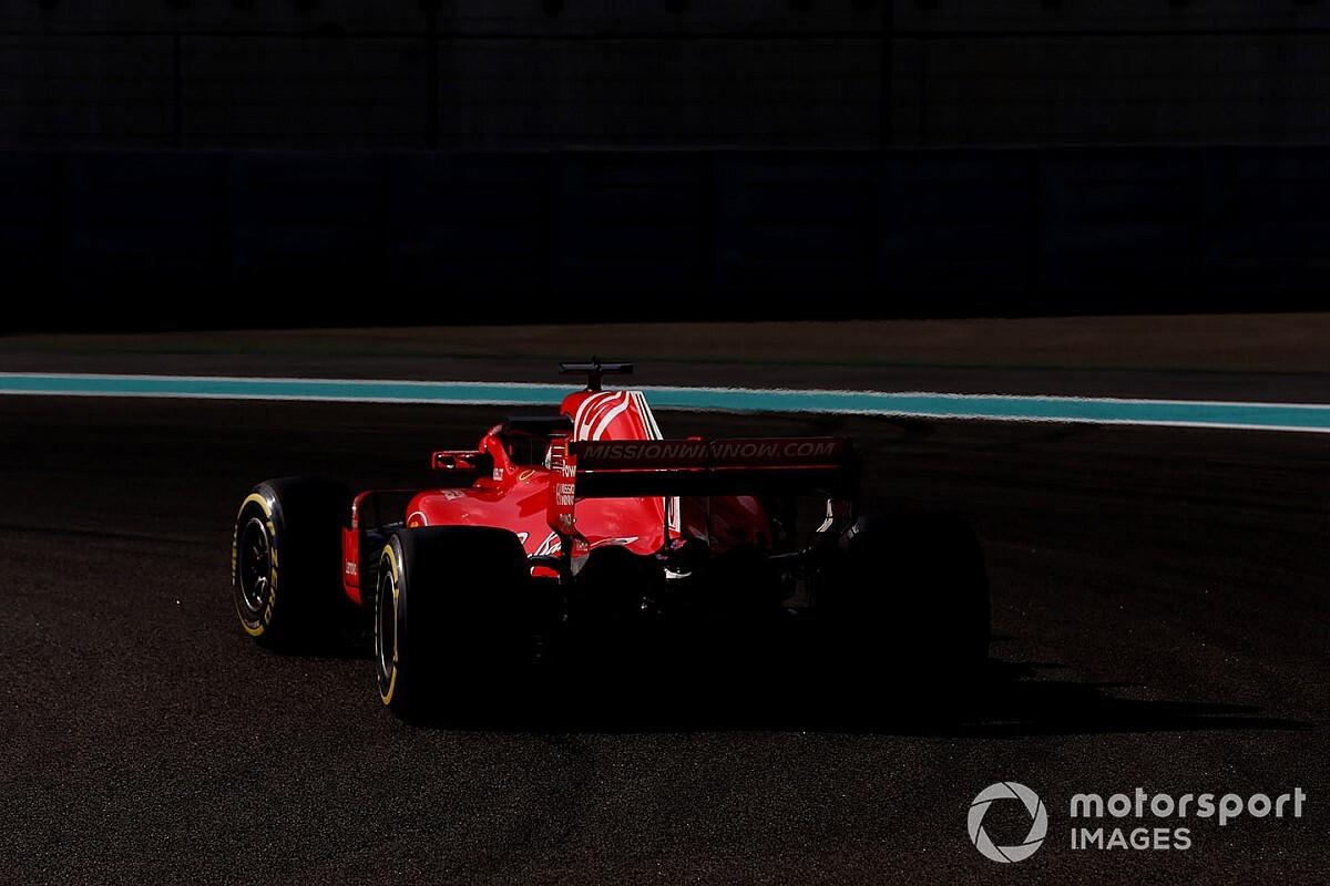 Ferrari Voor Eerste Wintertest Al In Actie Met Nieuwe Formule 1 Auto