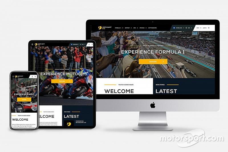 Motorsport Live avvicina i fan all'azione