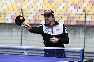 Alonso, cansado pero feliz de cara a las 6 Horas de Shanghai del WEC