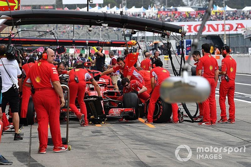 Феттель: У Ferrari вже встигли гучно вилаятися