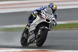 Simeon no podrá despedirse del MotoGP
