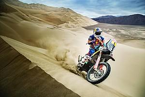 Dakar Rally moet in 2020 door drie landen gaan