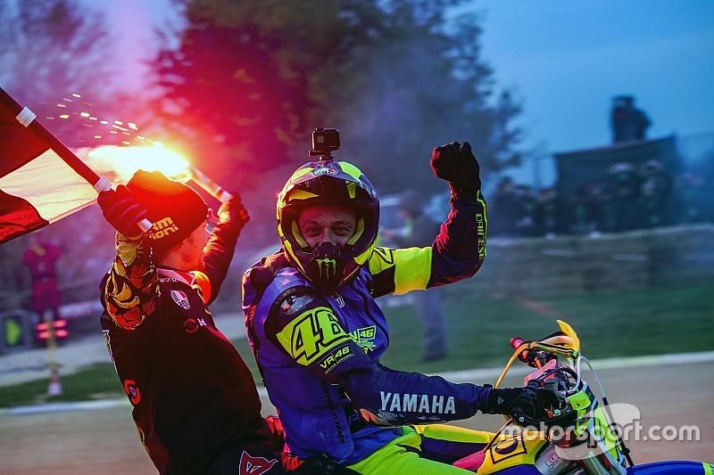 Rossi y Morbidelli se imponen en unos trepidantes 100 Kilómetros de Campeones