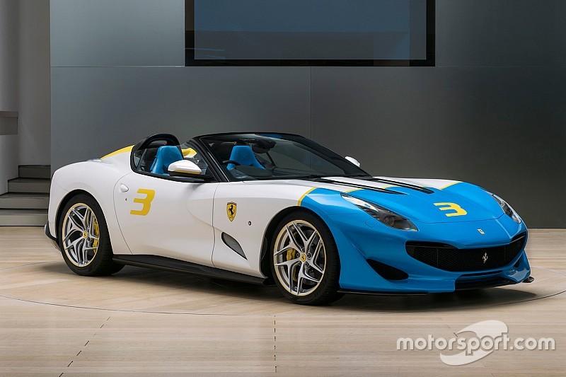 Ferrari: ecco la SP3JC, l'ultima creazione del programma One-Off di Maranello