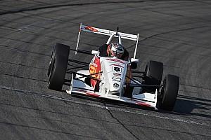 USF2000 Race report Martin dominates again at Mid-Ohio