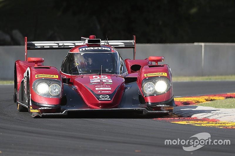 IMSA на Роад-Амеріка: Бомаріто виборює блискучий поул для Mazda