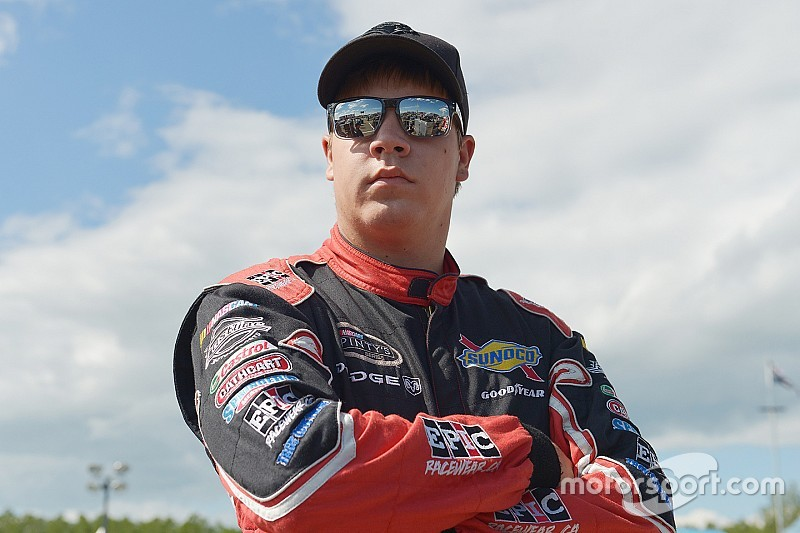 NASCAR driver Cayden Lapcevich receives Canadian honor