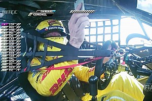 WTCC Breaking news FIA fines Coronel for using phone during qualifying at Nurburgring