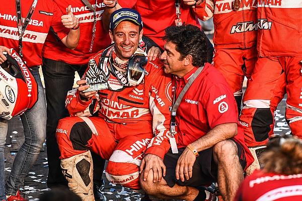 Cross-Country Rally Entrevista El plan de HIMOINSA para luchar por el Dakar 2018 pasa por Merzouga