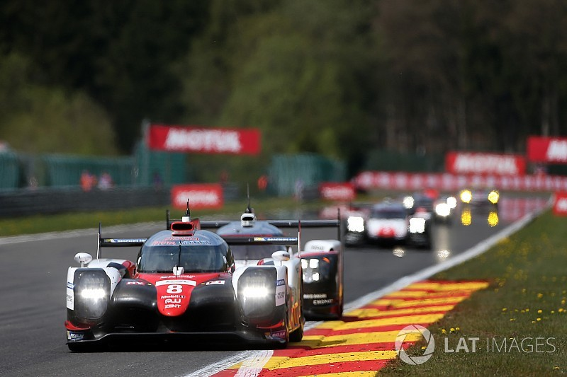 WEC unveils 10-car LMP1 field for 2018/19 superseason