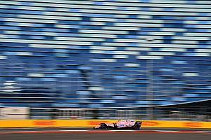 Formule 1 Actualités L'hypertendre à nouveau présent en Russie