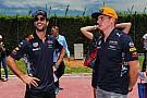 Ricciardo és Wolff vicces eszmefuttatása a Ferrarik ellen
